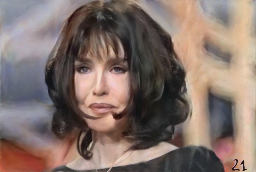 Isabelle Adjani par baudet